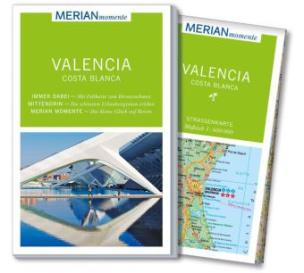 MERIAN momente Reiseführer Valencia und die Costa Blanca