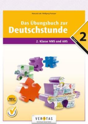 Das Übungsbuch zur Deutschstunde, 2. Klasse NMS und AHS