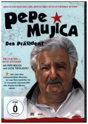 Pepe Mujica-Der Präsident, 1 DVD (spanisches OmU)