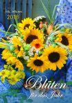 Blüten für das Jahr Kalender 2018