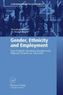 Gender, Ethnicity and Employment