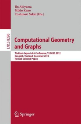 Computational Geometry and Graphs