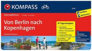 Kompass Fahrradführer Von Berlin nach Kopenhagen