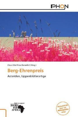 Berg-Ehrenpreis