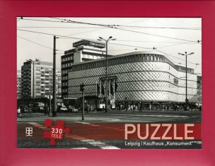 Leipzig – Kaufhaus Konsument