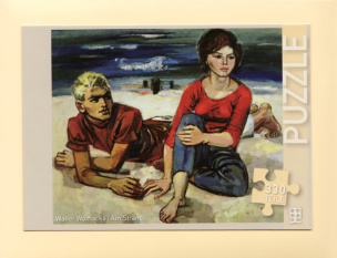 Puzzle Walter Womacka – Am Strand