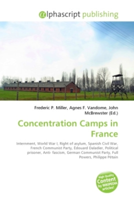 Concentration Camps in France