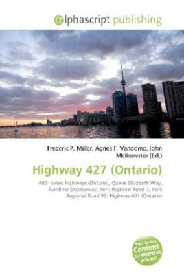 Highway 427 (Ontario)