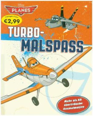 Planes Turbo-Malspaß