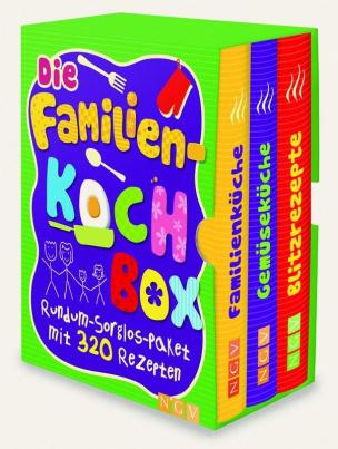 Die Familienkochbox