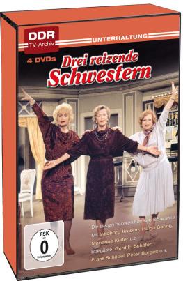 Drei reizende Schwestern (DDR TV-Archiv) (4DVD)