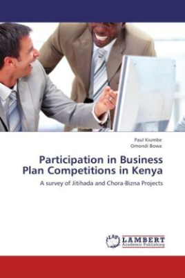 Participation in Business Plan Competitions in Kenya
