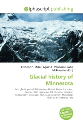 Glacial history of Minnesota