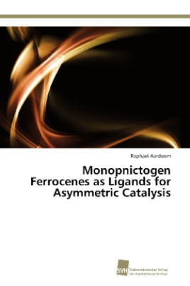 Monopnictogen Ferrocenes as Ligands for Asymmetric Catalysis