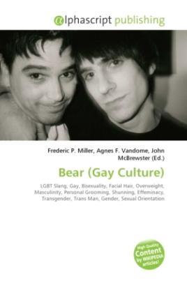 Bear (Gay Culture)