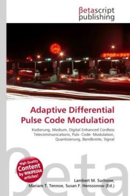 Adaptive Differential Pulse Code Modulation