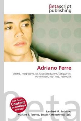 Adriano Ferre