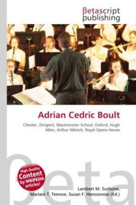 Adrian Cedric Boult