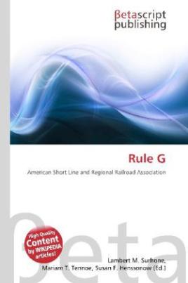 Rule G