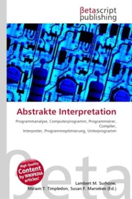 Abstrakte Interpretation