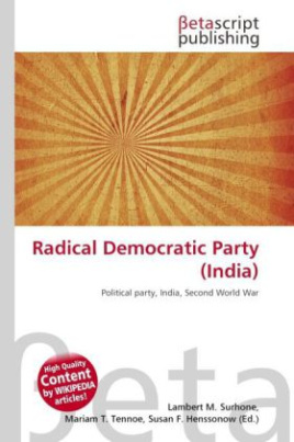 Radical Democratic Party (India)