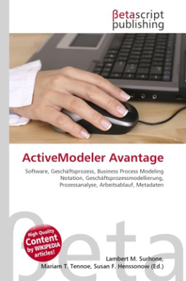 ActiveModeler Avantage