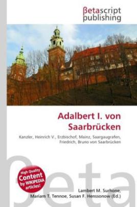 Adalbert I. von Saarbrücken