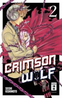 Crimson Wolf. Bd.2