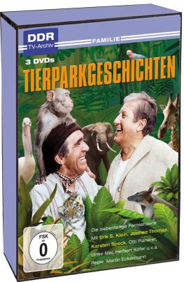 Tierparkgeschichten (DDR-TV Archiv)