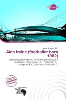 Alan Irvine (footballer born 1962)