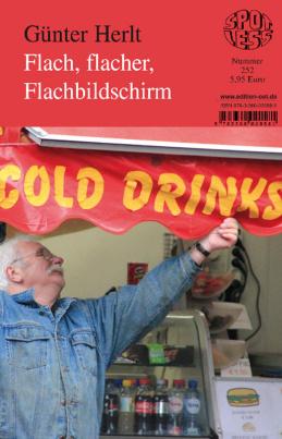 Herlt: Flach / flacher / Flachbildschirm