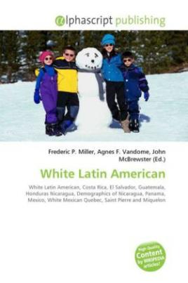 White Latin American