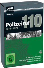 Polizeiruf 110 - Box 4 (DDR TV-Archiv) (3DVD´s)