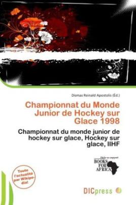 Championnat du Monde Junior de Hockey sur Glace 1998