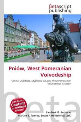Pniów, West Pomeranian Voivodeship