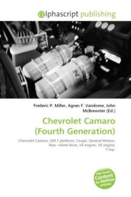 Chevrolet Camaro (Fourth Generation)