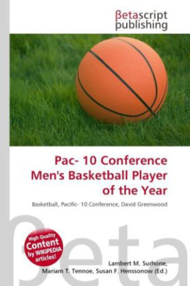 Pac- 10 Conference Men's Basketball Player of the Year