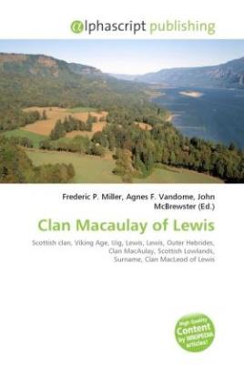 Clan Macaulay of Lewis