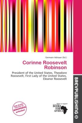Corinne Roosevelt Robinson