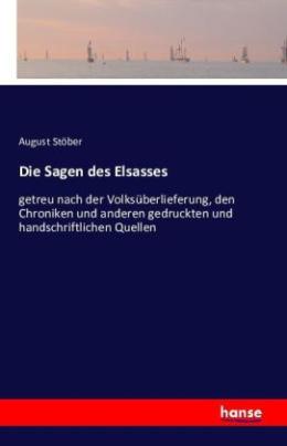 Die Sagen des Elsasses