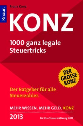 1000 ganz legale Steuertricks