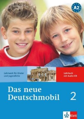 Lehrbuch, m. Audio-CD