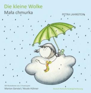 Die kleine Wolke I, Kindergartenfassung - Deutsch-Polnisch