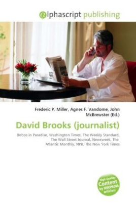 David Brooks (journalist)