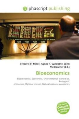 Bioeconomics