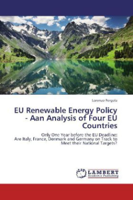 EU Renewable Energy Policy - Aan Analysis of Four EU Countries
