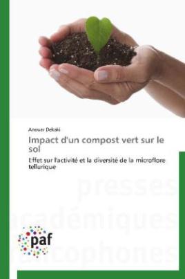 Impact d'un compost vert sur le sol