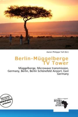 Berlin-Müggelberge TV Tower