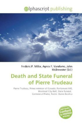 Death and State Funeral of Pierre Trudeau