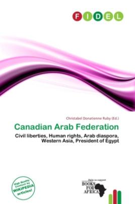 Canadian Arab Federation